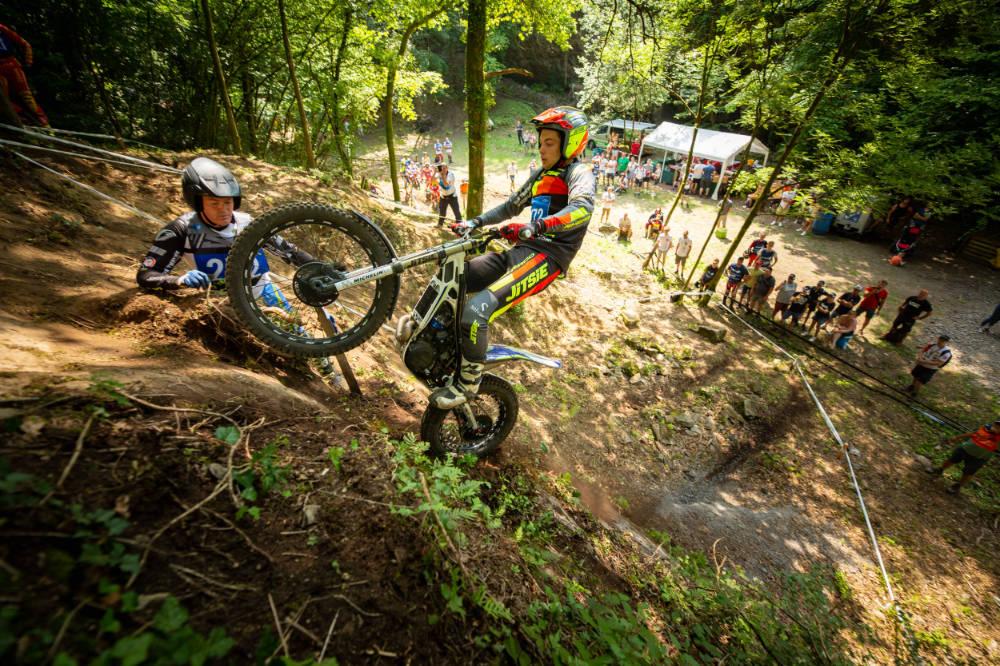 Emile Matteuuws - TrialGP Belgium