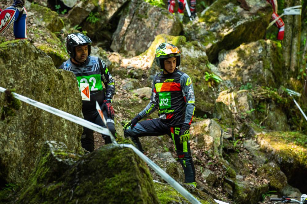 Pau Martinez - TrialGP Belgium