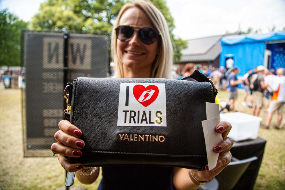 I love trials