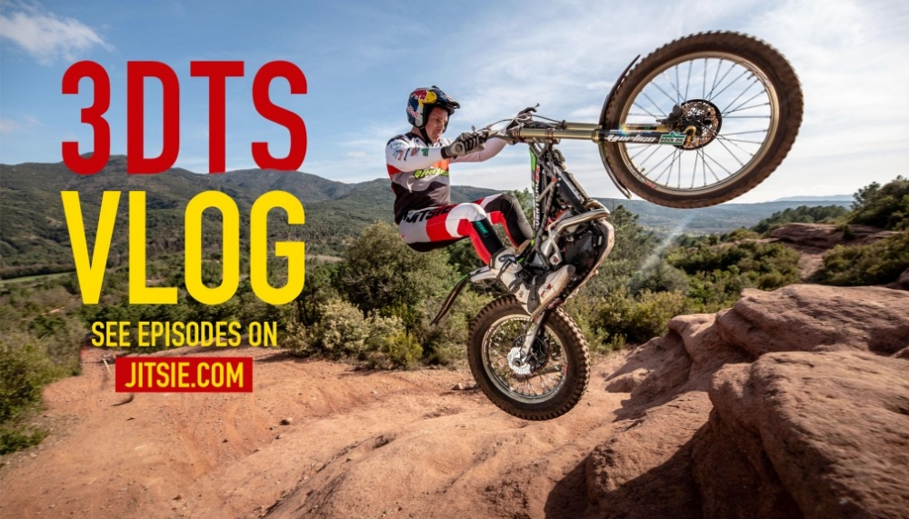 3DTS with Dougie Lampkin