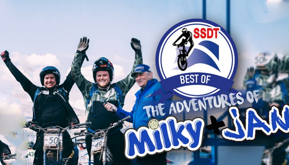 The adventures of Milky & Jan - SSDT Best Of