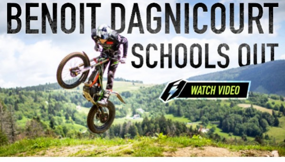 Benoit Dagnicourt - School's Out